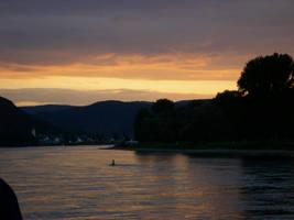 Sun On Rhein by TheConstructor