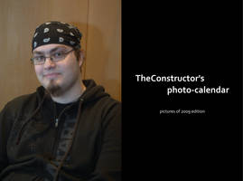 Calendar 2009 edition by TheConstructor
