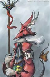 Freya - Final Fantasy IX by castcuraga
