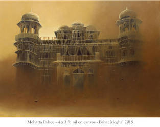 Mohatta Palace by AstralManor