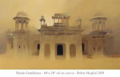 Hindu Gymkhana by AstralManor