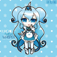 Macloid = Macne Nana Whisper by Akage-no-Hime