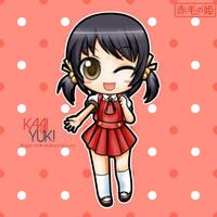 Vocaloid - Kaai Yuki by Akage-no-Hime