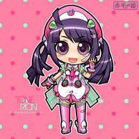 Vocaloid - Tone Rion by Akage-no-Hime