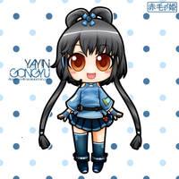 Vocaloid - Yayin Gongyu by Akage-no-Hime