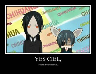 Yes Ciel, by XxxXXxxXXxxXXxx55