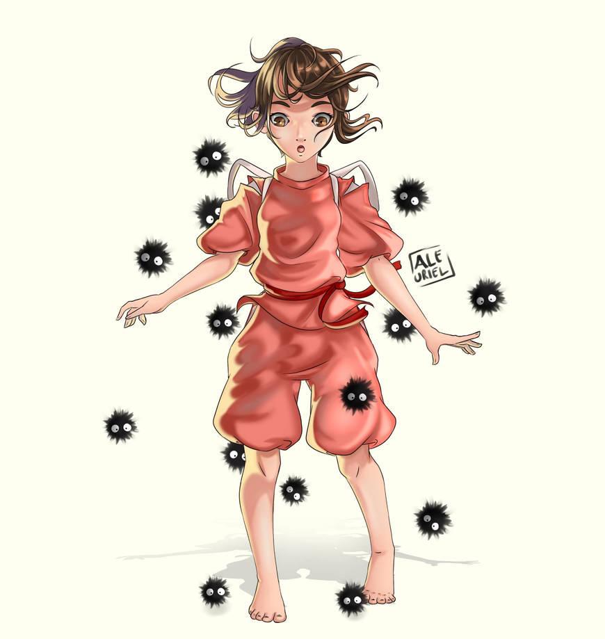 Chihiro  by aleuriel