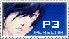Persona - Minato Stamp by FireBomb9