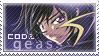 Code Geass - Lelouch Stamp by FireBomb9