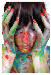 Paint Part I. by pukingpastilles