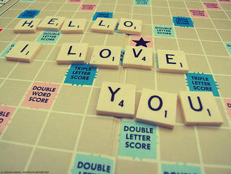 Hello, I love you. by pukingpastilles