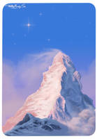 The Matterhorn Rises by WillisNinety-Six