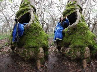 My fairy tree by magikstock