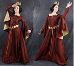 Tudor dress for sale by magikstock