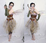 for sale steampunk fairy tutu by magikstock