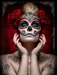 dia de los muertos(not my picture) by zokasne