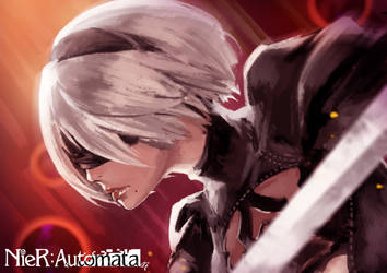 NieR: Automata by Haimerejzero