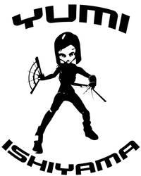 Code Lyoko Yumi logo by TM9622