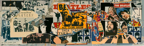 The Beatles Anthology by ibean24
