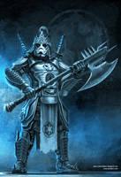 Samurai Storm Trooper Infantry by cgfelker