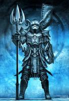 Samurai Storm Trooper Commander by cgfelker