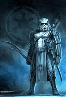 Samurai Storm Trooper Archer by cgfelker