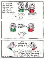 Duran Twins by cartoonistforchrist
