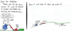 Mr. Waldrep 2009 by cartoonistforchrist