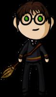 Harry Potter - Harry Potter by shrimp-pops
