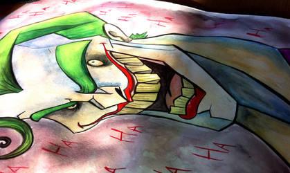 Joker by clockworkBAT