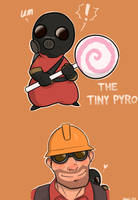 the Tiny Pyro by gmil123