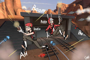 Tf2 play with friend by gmil123