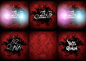 Qanun BiZ CD cover by zaursart