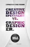 Creative Design Specialist by TedZ01