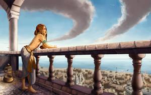 Final Princess by lhazar