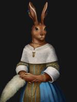 Ms Rabbit by lhazar