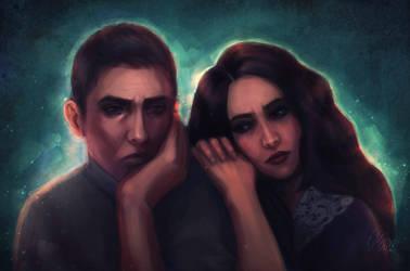 Master and Margarita by EyeLashh