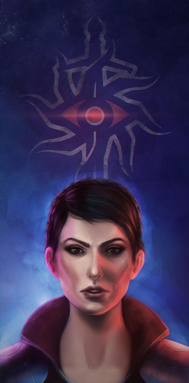 Cassandra Pentaghast by EyeLashh