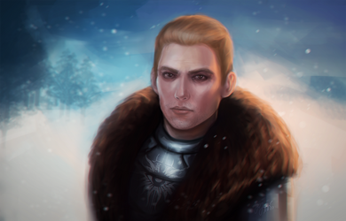 Cullen Stanton Rutherford by EyeLashh