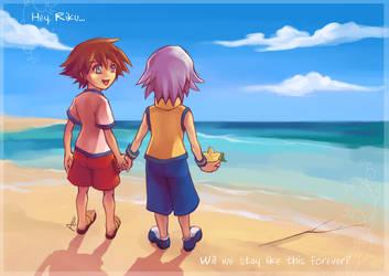 KH: I wonder... by Anyarr