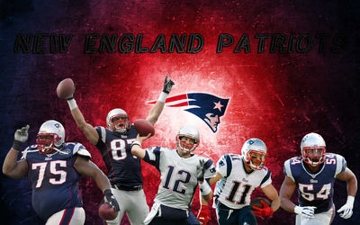 New England Patriots wallpaper (1900x1200) by Zsotti60 ...