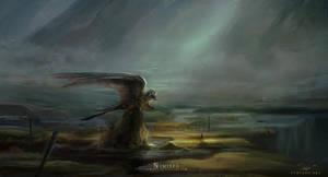 Song of the Abandoned by Nimiszu