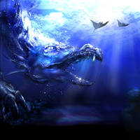Underwater by RisingForce