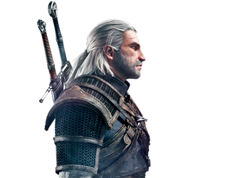 Witcher 3 Geralt wallpaper by Scratcherpen