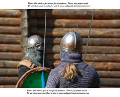 Vikings Do Battle (6) by Mithgariel-stock
