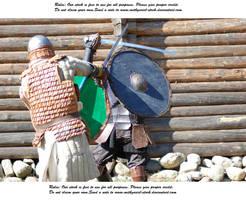Vikings Do Battle (8) by Mithgariel-stock