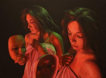 Mirror Mirror by derekered
