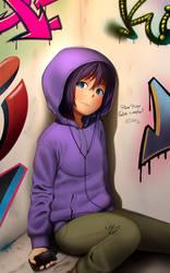 Star Girl by DFer32