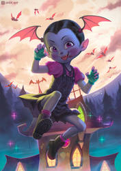 Vampirina by DFer32