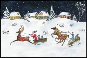 Santa Claus by Jowo